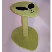 Roswell Scratch Post
