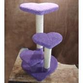 Sweetheart Scratcher (Lavender)