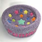 Superstar Kitty Bowl Cat Bed