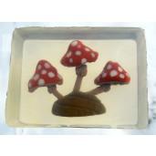 "Mushroom Soap ""Wild Shrooms"""